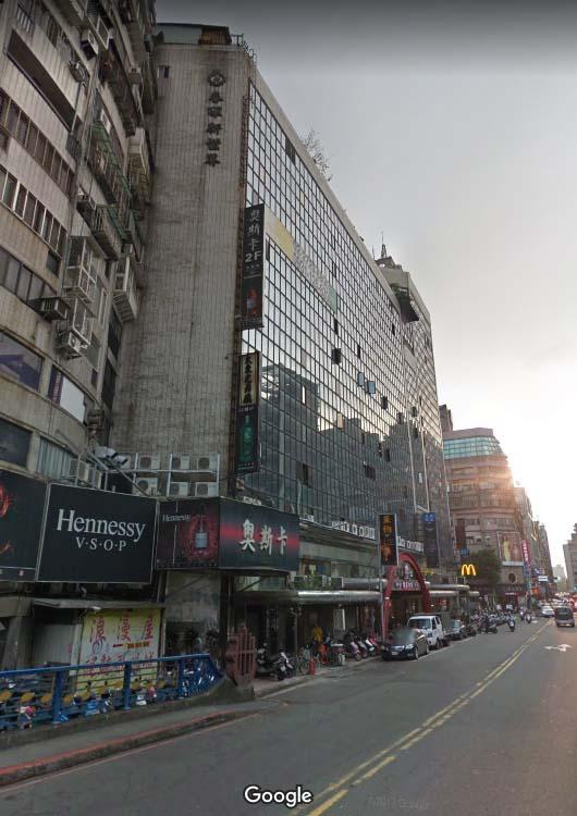 龍承酒店(台北威尼斯)
