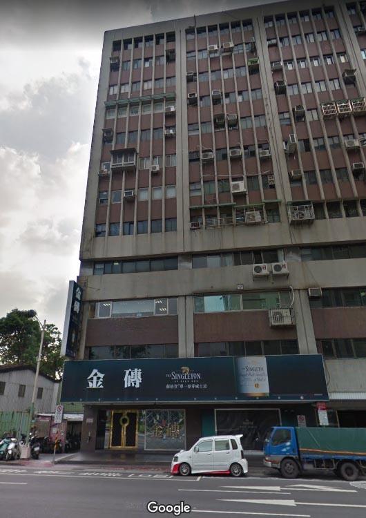 台北金磚酒店-禮服店